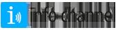 Logotipo Oficial Info Channel 2017 web