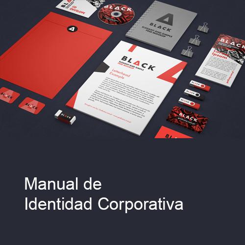 Diseño Manual de Identidad Corporativa para hotel o negocio