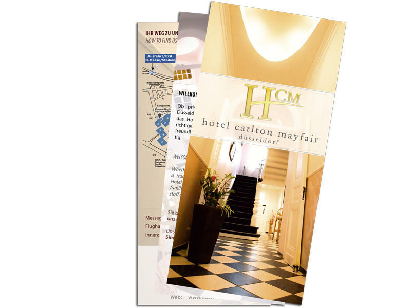 hotel map cover