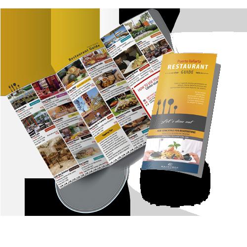 guia de viaje tematica para publicidad en hotel con info channel