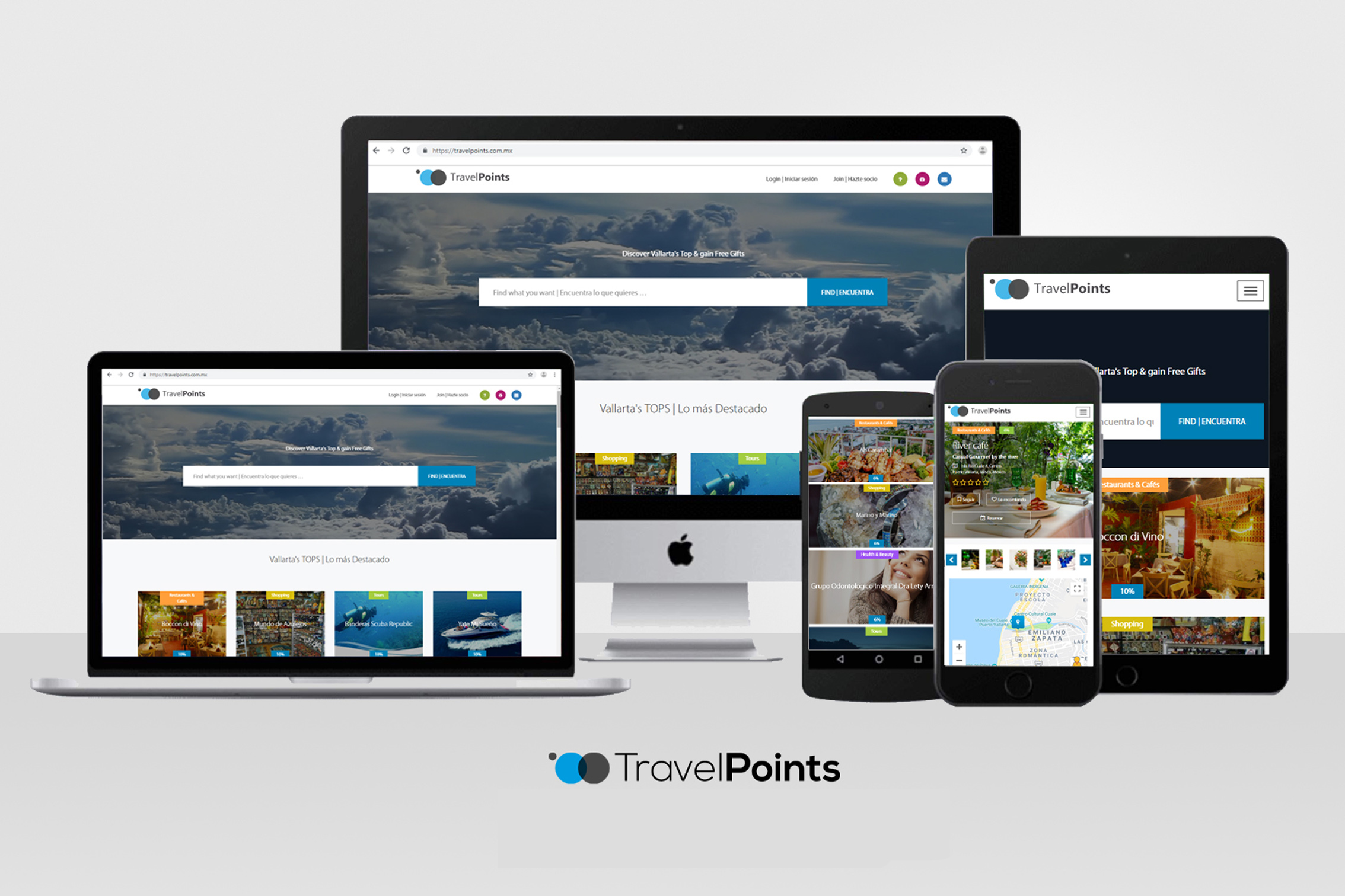 web travelpoints sistema de reservaciones hotelero 01