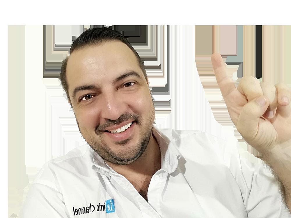 Mario Sacramento web mira arriba Info Channel asesoria gratuita para negocios