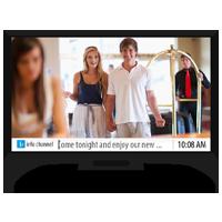 Info Channel Canal Interno Icono