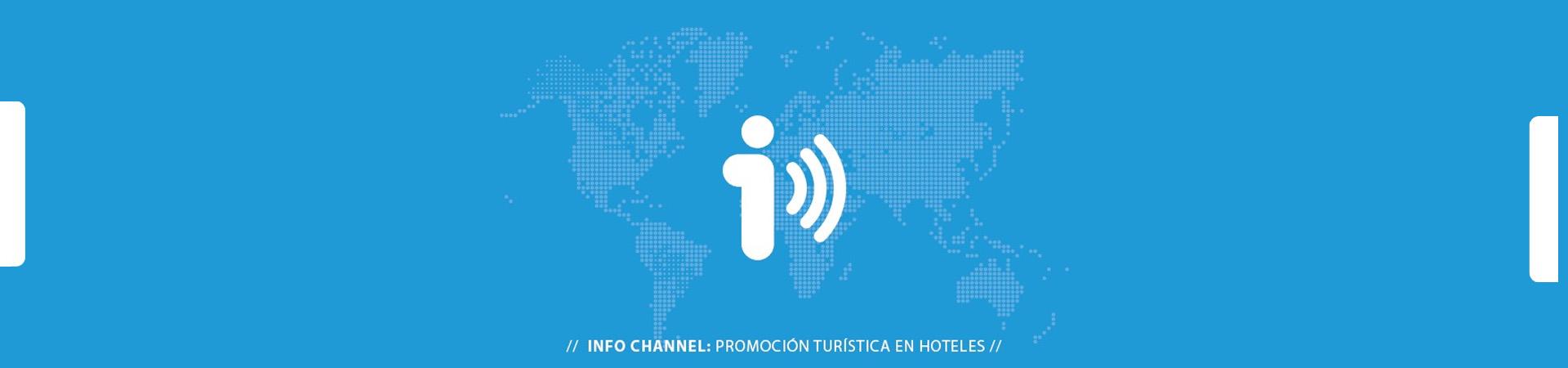 banner web info channel logotipo