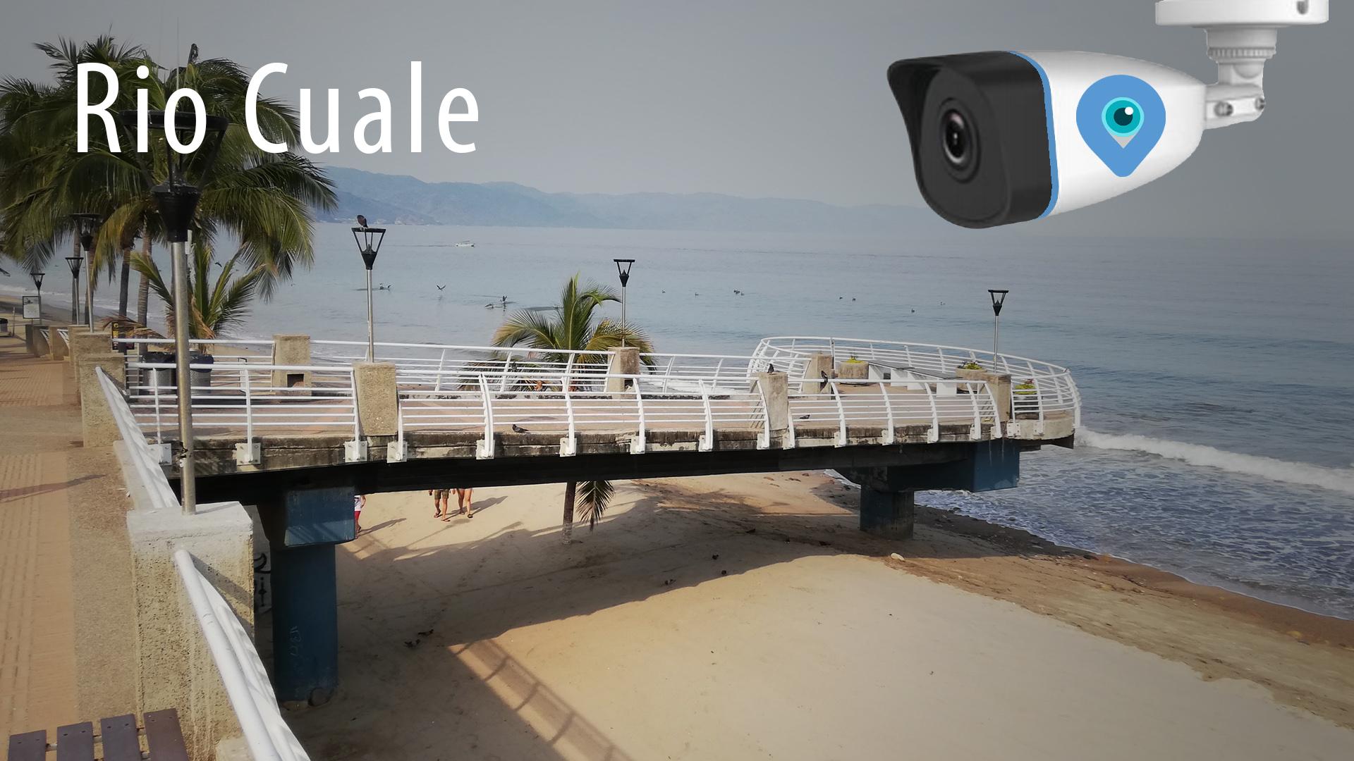 Tourist Cam View Rio Cuale