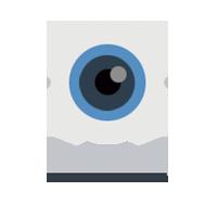info channel live icon webcam